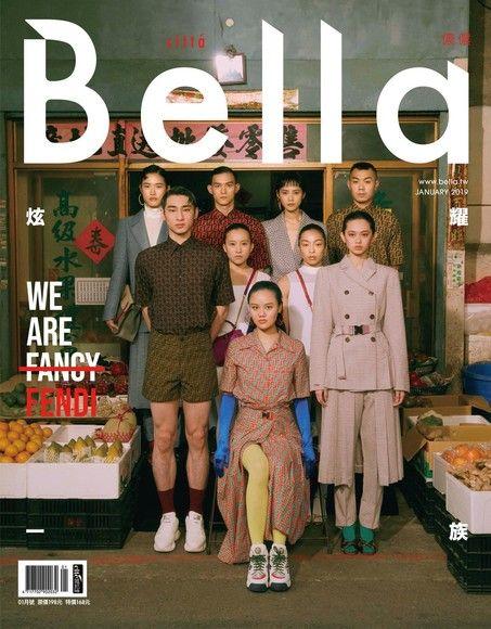 bella儂儂 01月號/2019 第416期