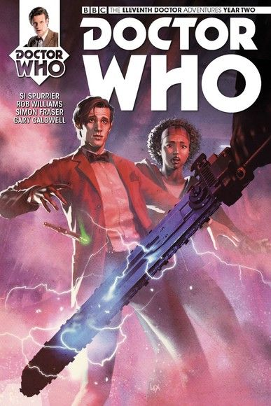 Doctor Who: The Eleventh Doctor #2.2