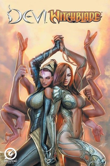 Devi / Witchblade #1