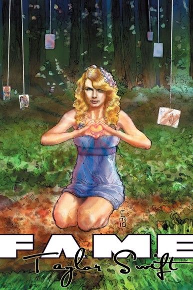 FAME: Taylor Swift- The Graphic Novel Vol. 1 #GN