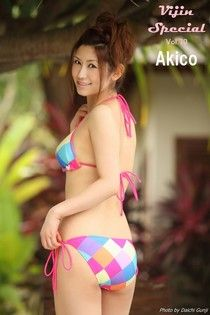 【Vijin Special  No.70】Akico  (4)