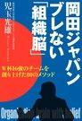 岡田武史教練 組織腦(日文書)
