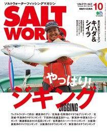 SALT WORLD 2017年10月號 Vol.126 【日文版】