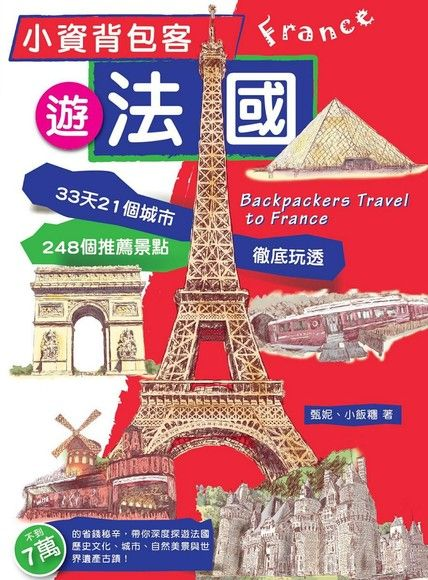 小資背包客遊法國