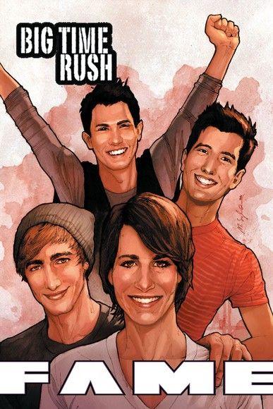 FAME: Big Time Rush Vol. 1 #1
