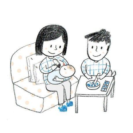 寶寶身體發展的十三個關鍵第一次