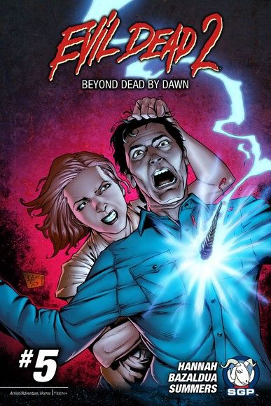 Evil Dead 2: Beyond Dead by Dawn Chapter 5