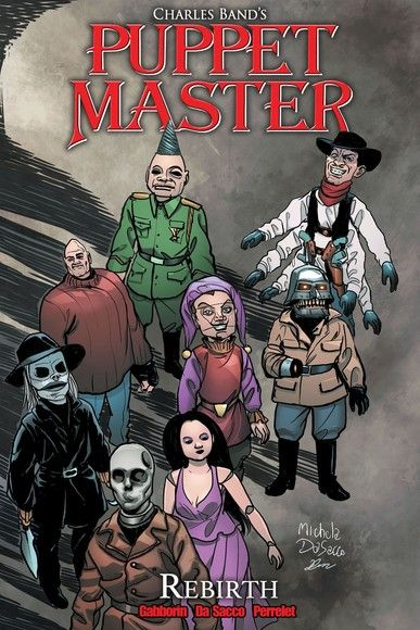 Puppet Master #TPB