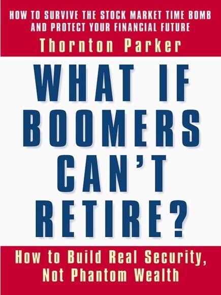 為何生育潮的一代無法退休