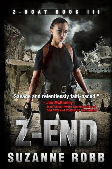 Z-End (Z-Boat Book 3)