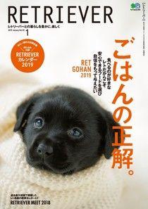 RETRIEVER 2019年1月號 Vol.94 【日文版】