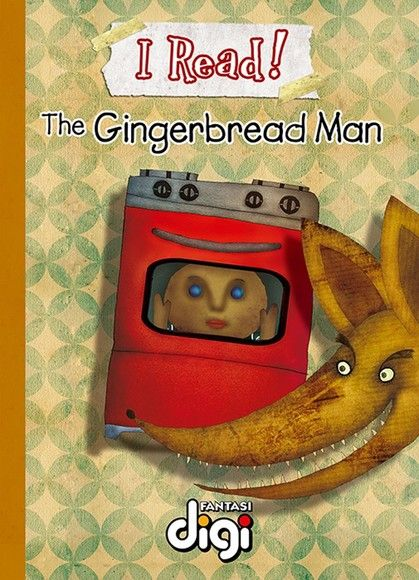 I Read! The Gingerbread Man