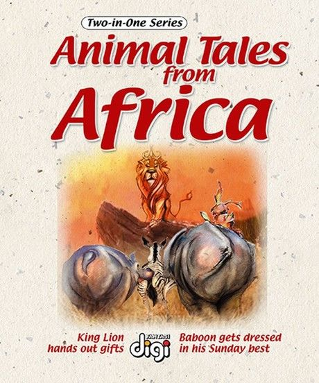 Two-in-one: Animal Tales from Africa 4