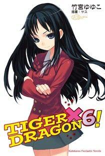 TIGER×DRAGON! (6)(小說)