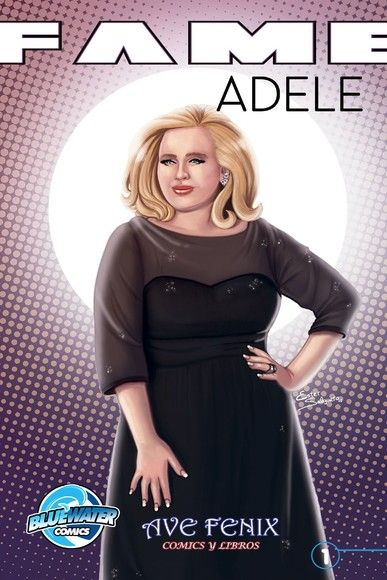 FAME: Adele (Spanish Edition)