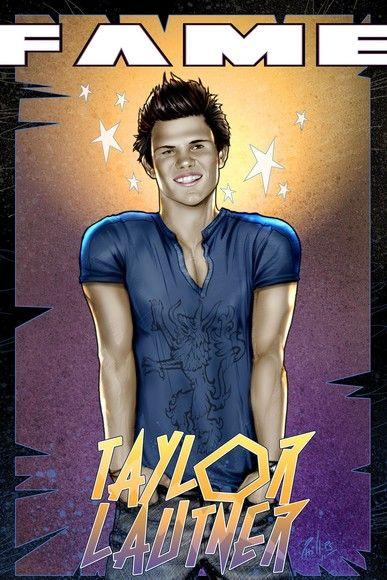 FAME: Taylor Lautner Vol. 1 #1