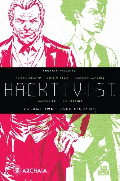 Hacktivist Vol. 2 #6