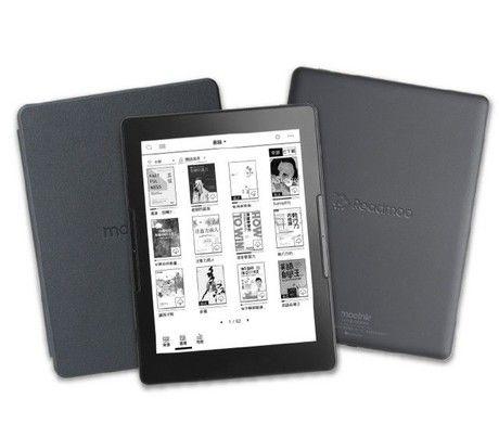 mooInk Plus 7.8 吋電子書閱讀器+保護殼 (加贈犢幣500點)