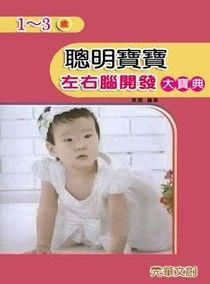 1-3歲聰明寶寶左右腦開發大寶典