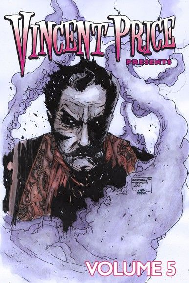 Vincent Price Presents: Volume 5 #5