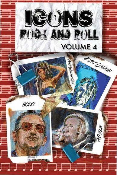 Orbit: Icons of Rock and Roll #4: Kurt Cobain, Amy Winehouse, Adele, Bono