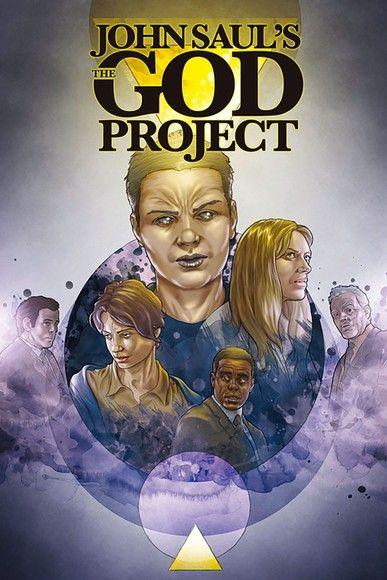 John Saul's The God Project GN