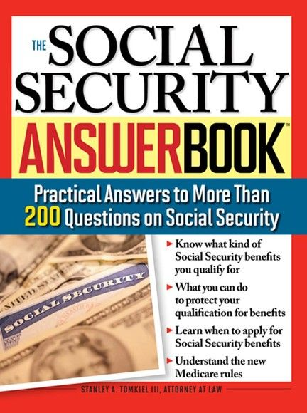 The Social Security Answer Book
