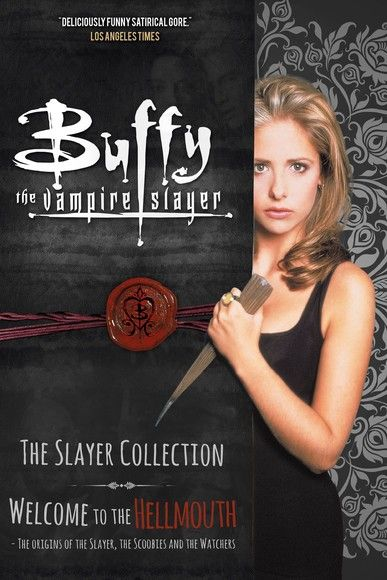 Buffy The Vampire Slayer: The Slayer Collection - Welcome to the Hellmouth