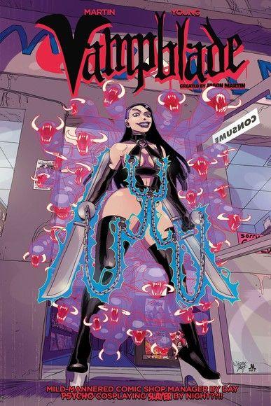 Vampblade Vol. 1 #TPB