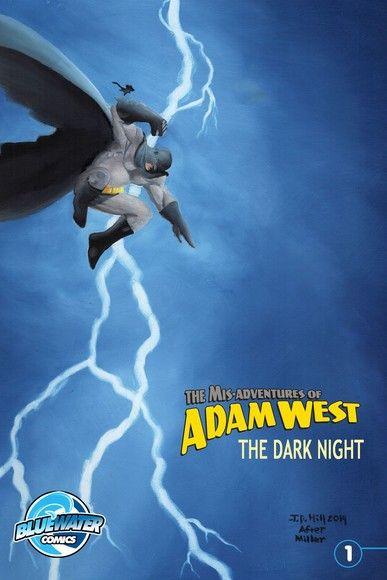 Misadventures of Adam West: Dark Night