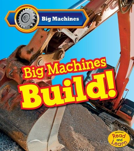 Big Machines Build!