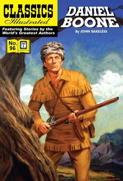 Daniel Boone:Master of the Wilderness