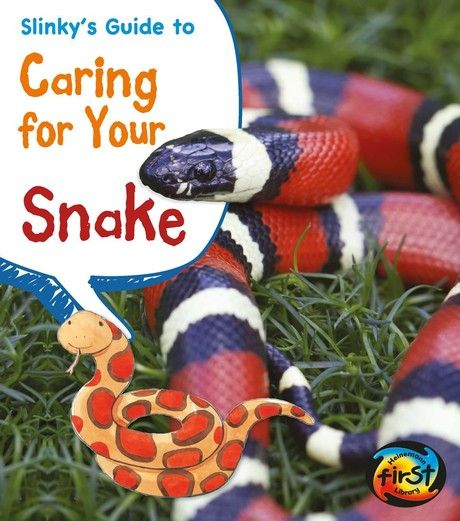 Slinky's Guide to Caring for Your Snake