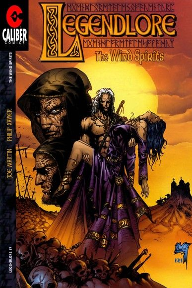 Legendlore #17