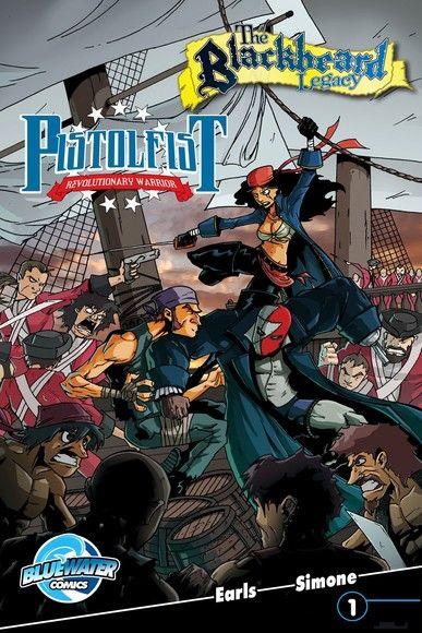 Blackbeard Legacy Vs. Pistolfist