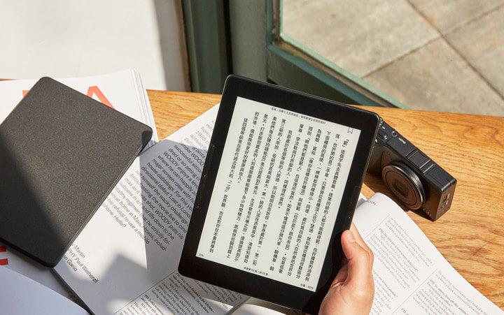 mooInk Plus 7.8 吋電子書閱讀器 E Ink 電子紙面板,完美比擬紙本書體驗
