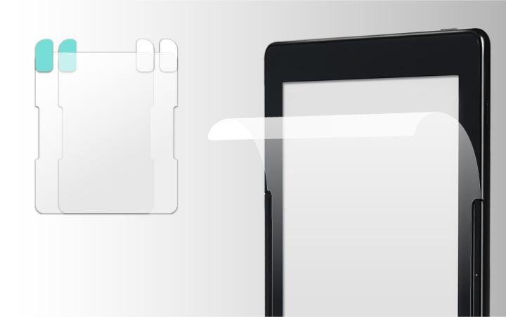 mooInk Plus 7.8 吋電子書閱讀器 250克 霧面防污螢幕保護貼