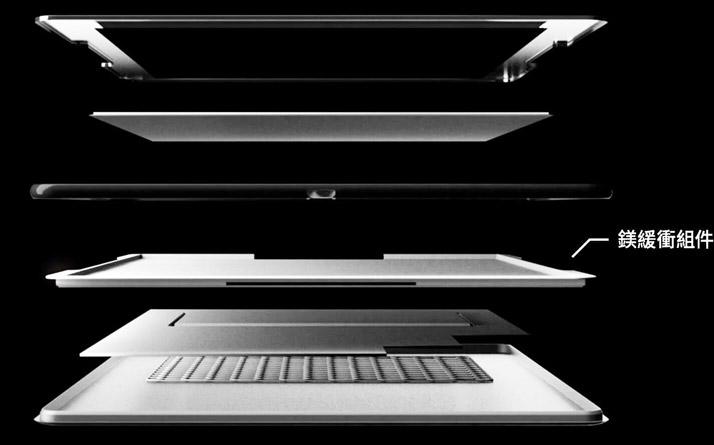 mooInk Plus 7.8 吋電子書閱讀器 加強防護構造