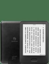 mooInk 6 吋電子書閱讀器