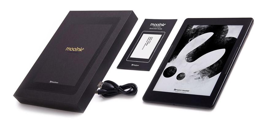 mooInk Plus 7.8 吋電子書閱讀器 詳細規格