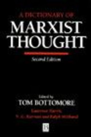 Dictionary of Marxist Thought