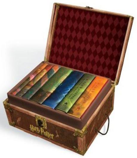 Harry Potter Boxset Books 1-7