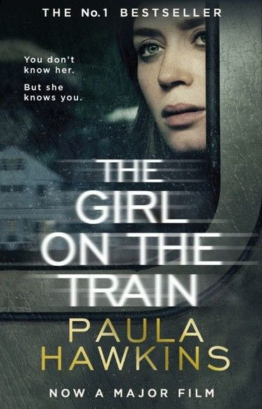 The Girl on the Train (Film Tie-in Edition)