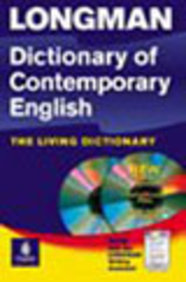 Longman Dictionary of Contemporary English with CD-ROM