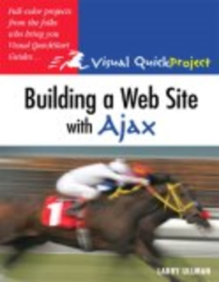 Building a Web Site with Ajax
