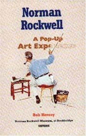 Norman Rockwell : a pop-up art experience