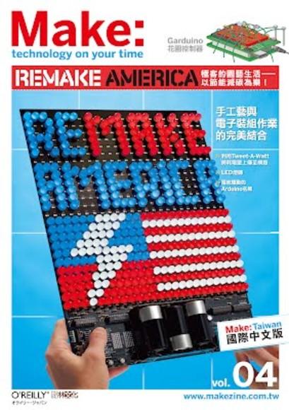 Make:Technology on Your Time國際中文版04