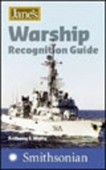 Jane's Warship Recognition Guide 4e