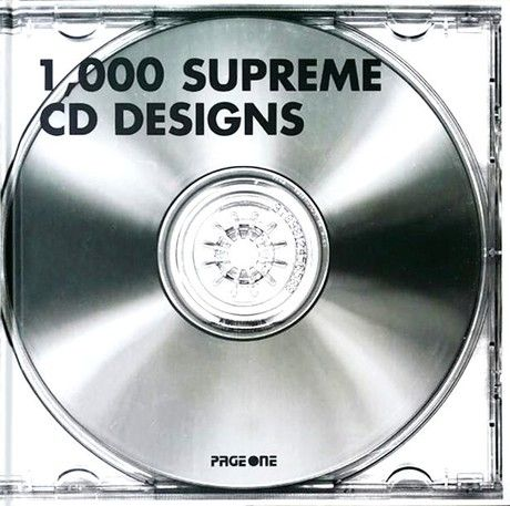 1000 Supreme CD Designs