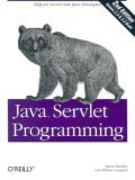 java servlet programming 2nd edition pdf